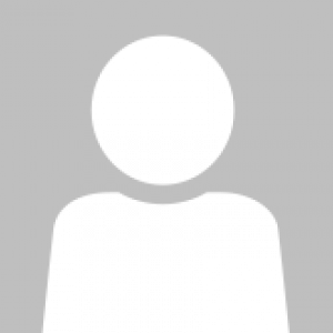 An illustration of a person on a gray background